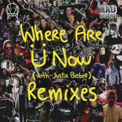 Where Are Ü Now by Jack Ü  with   Justin Bieber