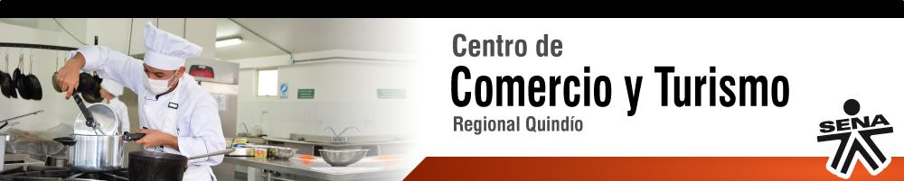 Centro de Comercio y Turismo - SENA Regional Quindío