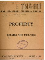 Cover of: Property Repairs And Utilities